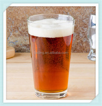 16 oz personlized brewing beer glasses glass tumbler pint glass