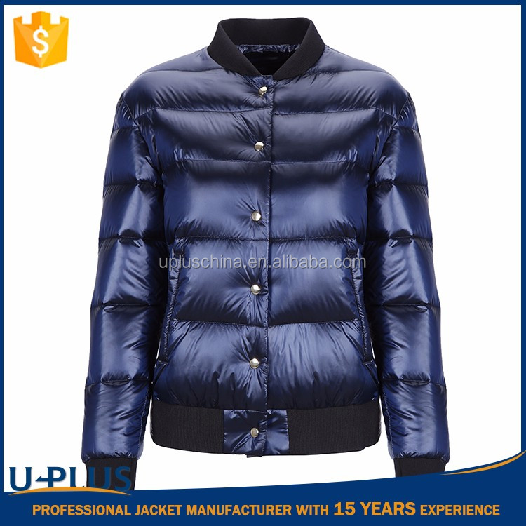 Most Popular womens winter bomber jacket Own factory