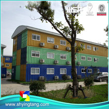 Economical durable use different design modern style prefab modified container