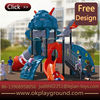 Shopping center Forest series Hot sale ergonomic toddler outdoor playsets