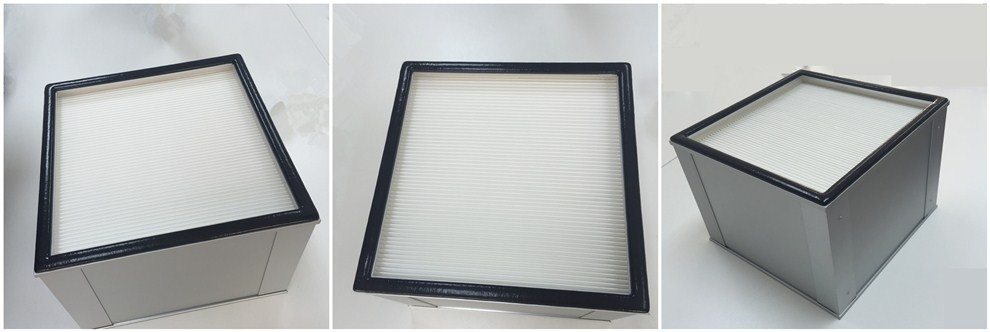 Airfiltech Hot Sell hvac hepa filter h11 h12 h13 h14 HEPA Air Filter Air Purifier hepa Filter