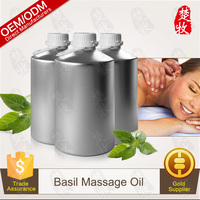 Pure And Natural Basic Massage Oil For Body With Free Sample