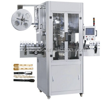 Best Price Automatic Sleeve Labeling Machine, Labeler for Coke Bottle, shrink sleeve label machine