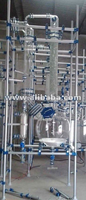 Gas Scrubber in Glass