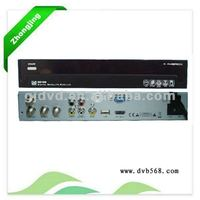 810b set top box decodificador satelital