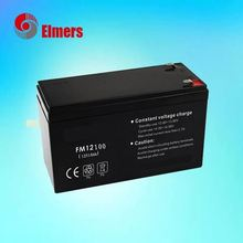 high quality whosale custom rechargeable battery 12v10ah MF battery