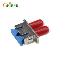 FC Male To LC Female Fiber Optic Network Hybrid Adapter