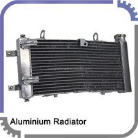 Hot selling for KTM ATV 450XC 525XC CURVED ATV radiator