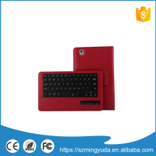 Hot sale tablet case with keyboard made in China