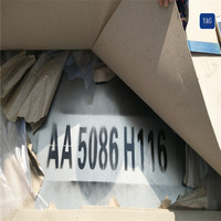 5083 H11 H111 H112 H321 Aluminium Alloy Sheet For Boat With ABS DNV LR