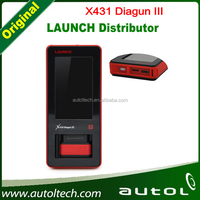 X-431 diagun III update online DHL free 2015 Newest 100% Original Launch X431 Diagun III universal auto dianostic scan tool