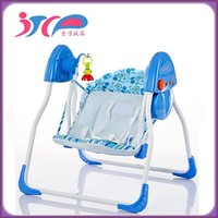 CE approved european type indoor new born electric baby swing