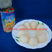 2015 new crop 3kg pear halves/dices/slices in canned