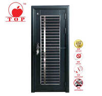 MA - 304B Stainless Steel Security Door