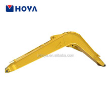 China supplier excavator long reach distance boom arm construction parts