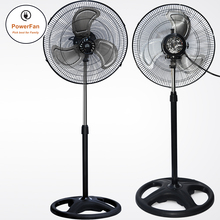 220V 18 Inch Small Appliance Electrical Industrial Standard Electric Stand Fan Price