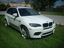 2010 BMW X5 M used car