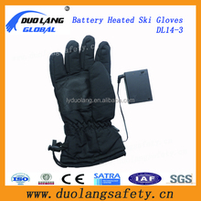 Battery Heated Motorcycle&Bicycle Gloves, Winter Warm Glove