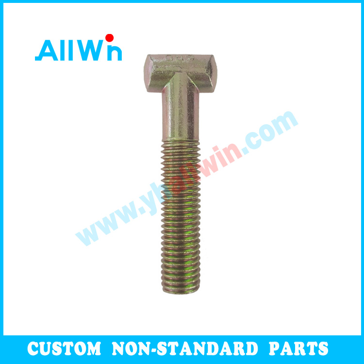 High Quality Carbon Steel Hammer head bolts