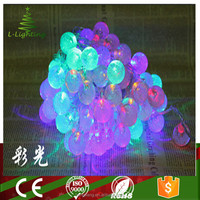 hot sale multi color outdoor led christmas lights