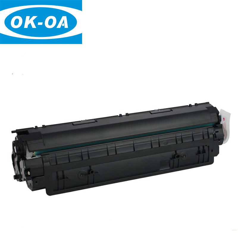 Original quality laser printer compatible 737 toner cartridge for canon