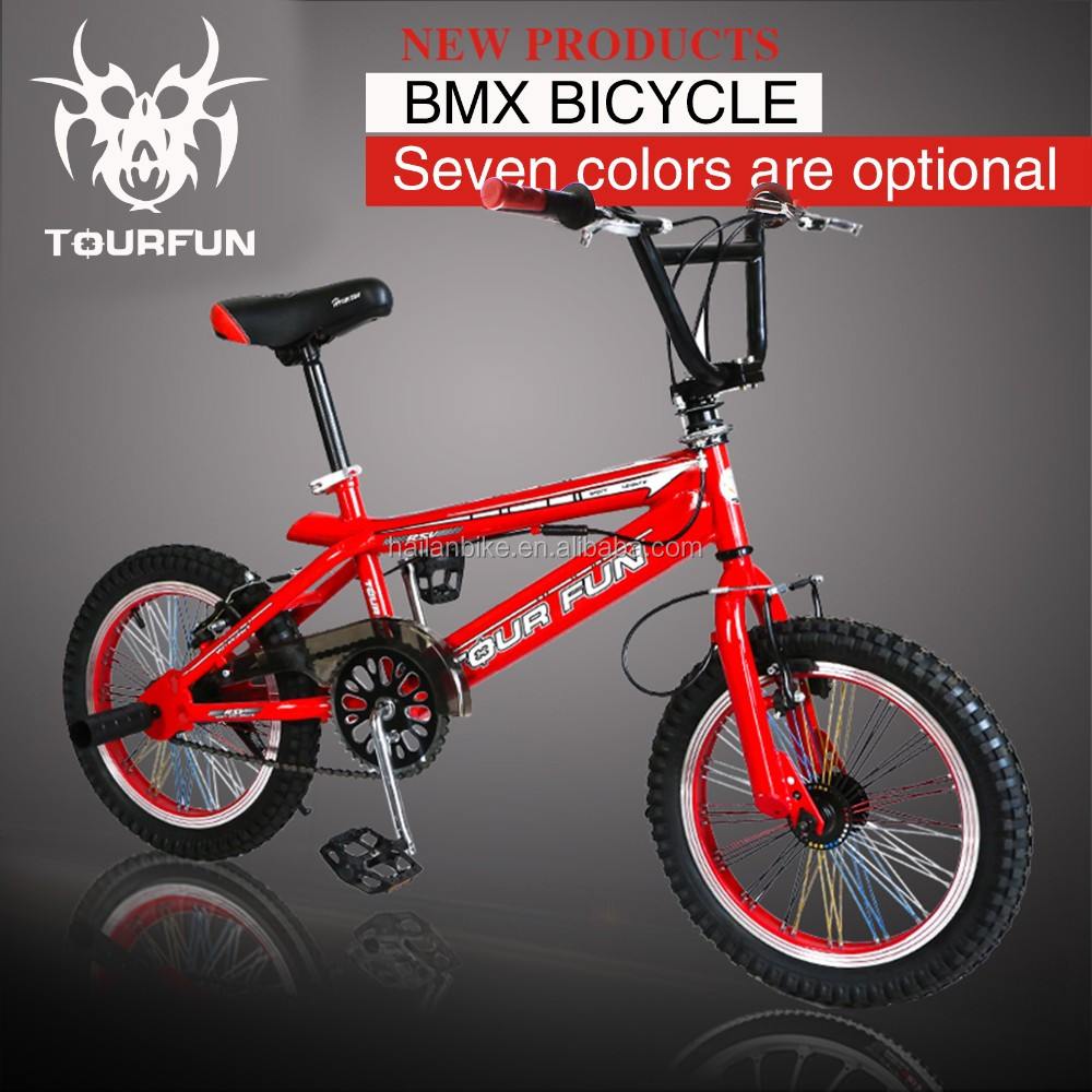 16*2.4 fat tire BMX bike mini bike BMX 20inch freestyle bicycle