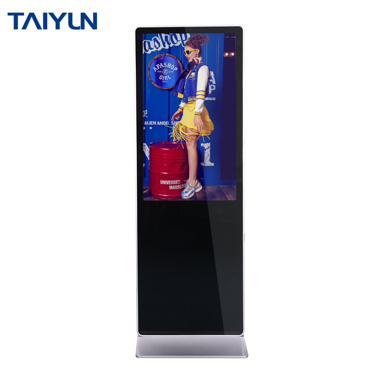 Promotion price digital signage 43 inch lcd monitor usb media player for <strong>advertising</strong>