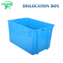Super Quality stackable plastic storage tote bins for fruits and vegetables moving