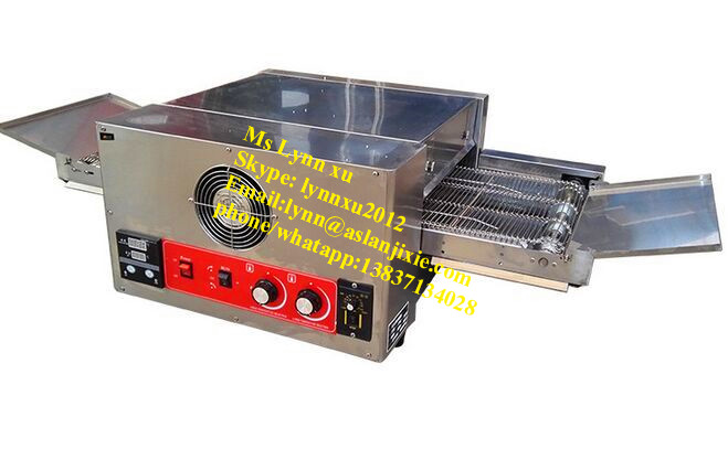 conveyor pizza oven /chain type pizza oven