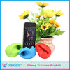 Waterproof Horn Stand Amplifier, high Powerful Mini Speakers for Apple Phone 5/5s