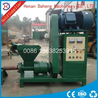 smokeless wood sawdust briquette charcoal making machine