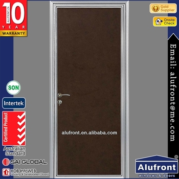 China allibaba low price wooden pvc flush door design