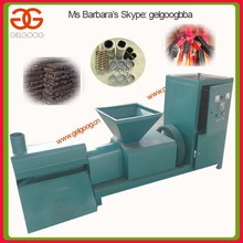 Rice Husk/Buckwheat Hull/Corn Stalk/Soybean Straw Briquette Machine