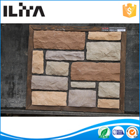 Building materials tile,textured stone wall tile,building facing materials