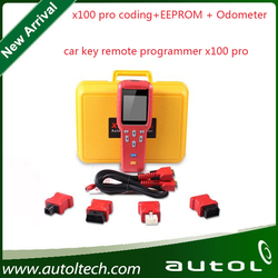 New immobilizer programming key duplicating machine x100 pro best selling x-100 auto key programmer