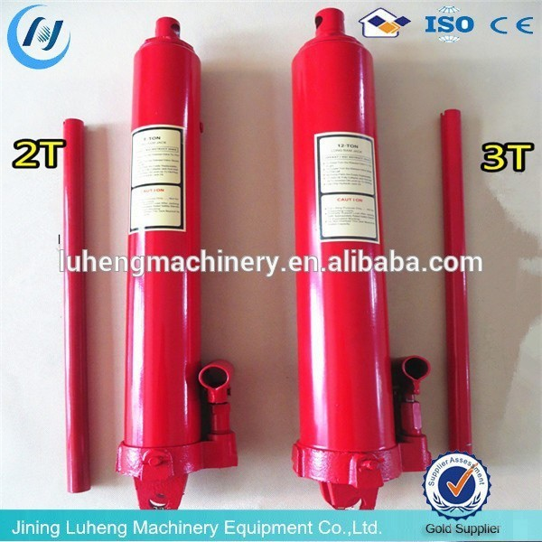 10-20T Hidraulic bottle jack cheap High quality portable long ram High lift Jack
