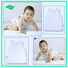 Best selling good price good quality baby kids 100% cotton vest