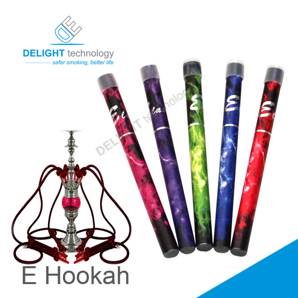 e-cigarette 2014 new e hookah 500 puffs electronic cigarette wholesale