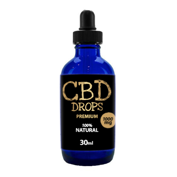 100% Natural Hemp Organic CBD Oil High Strength CO2 Extract from Sativa L.