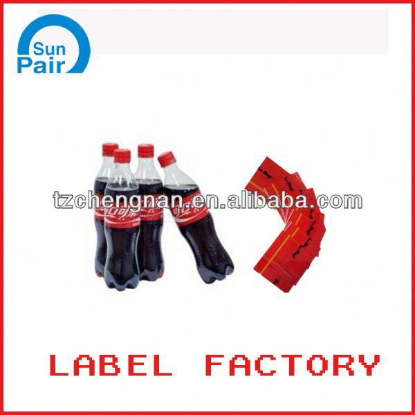 2013 top sale water bottles without labels