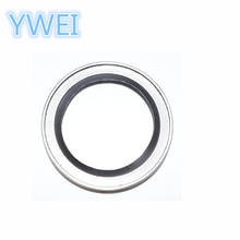 Stainless Steel Shaft Seal with PTFE Double Lips for Rotary Screw Air Compressor 68-90-10 mm