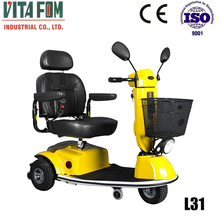 270W Mini Folding 3 Three Wheel Electric Mobility Scooter for Adults