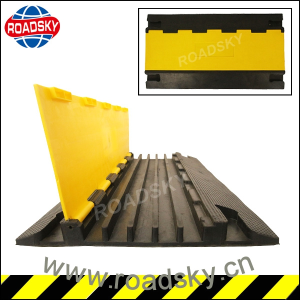High Quality Flexible Cable Covers Speed Bump