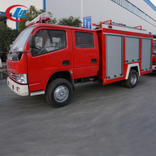 DONGFENG 4*2 3000L new first fire tank wagon rescue truck