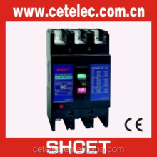 NF-CS type MCCB 630 amp mould circuit breaker