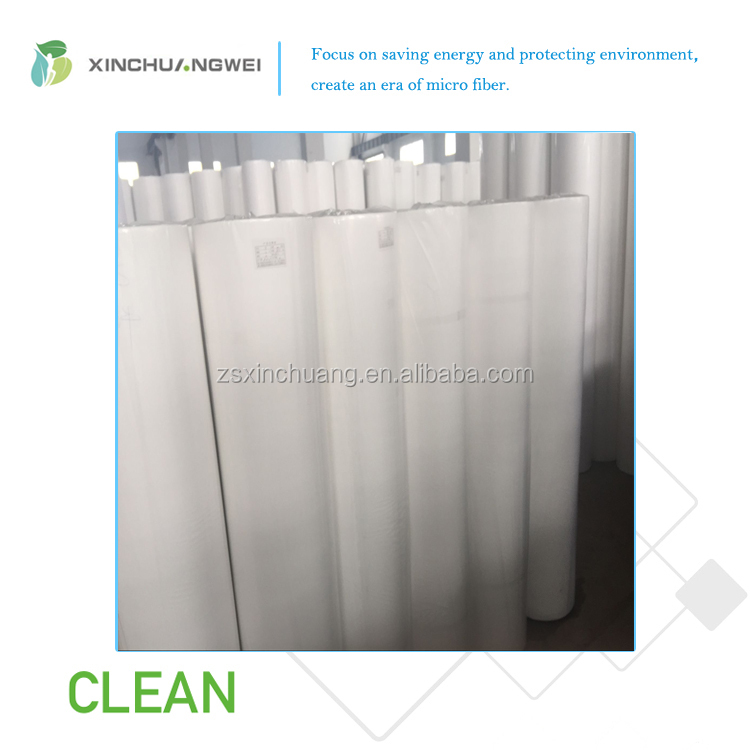PE Nonwoven Building Breathable Waterproof Membrane