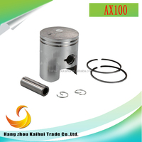 motorcycle engine parts AX100 piston kits