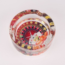 Smoke Accessories TR-005S Funny Novelty Ashtrary Glass