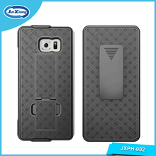 Holster Combo Belt Clip Kickstand 2 in1 Cell phone case for samsung Galaxy note 7