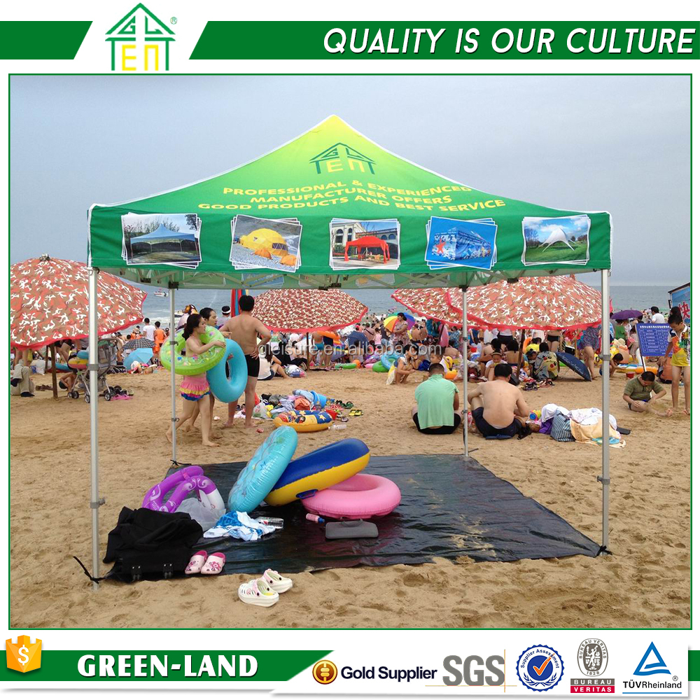 Outdoor fixed gazebo 2x3m greenland Folding Tent on beach